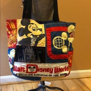 Huge amazing Disney Bag Mickey Mouse tote